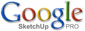 Google SketchUp Pro logo