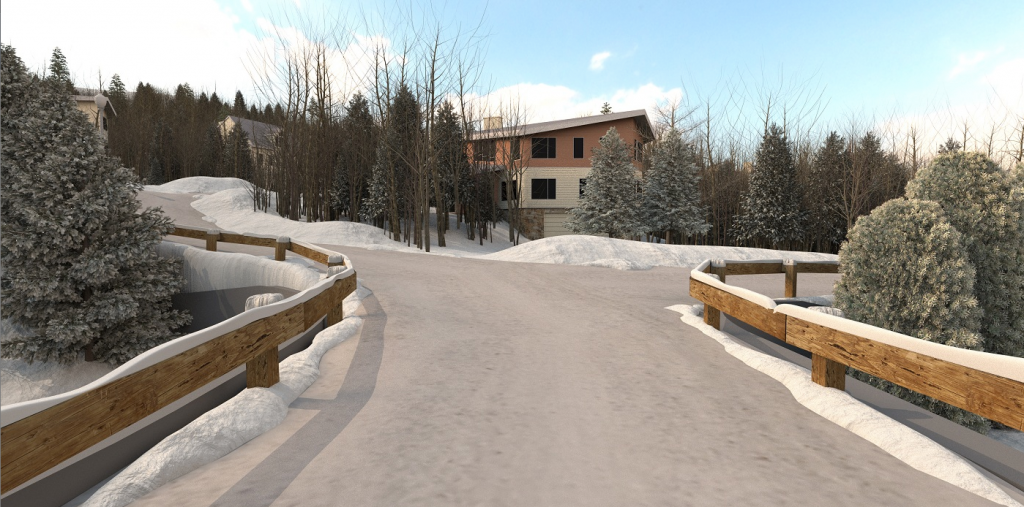 Sundance Mount Snow Ski Area Landscape Design