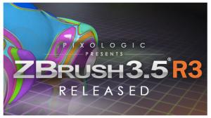 ZBrush 3.5 Logo
